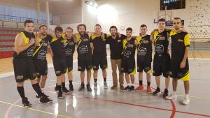 Les seniors DM2 l'emportent face à Indre Basket Club